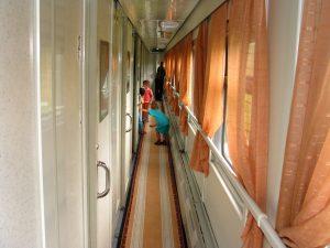 Фото поезда Енисей