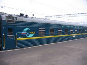 """Расписание и маршрут поезда """"Енисей"""""""