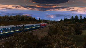 «Енисей» – это фирменный пассажирский поезд