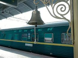 Поезд Енисей станет круглогодичным